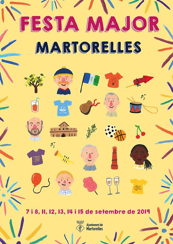 JQ_Cartell_Festa_Major_Martorelles_2019
